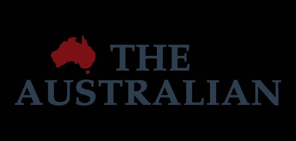 The Australian logo