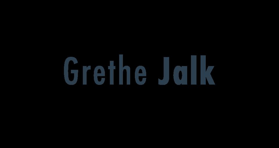 Grethe Jalk Our Publications
