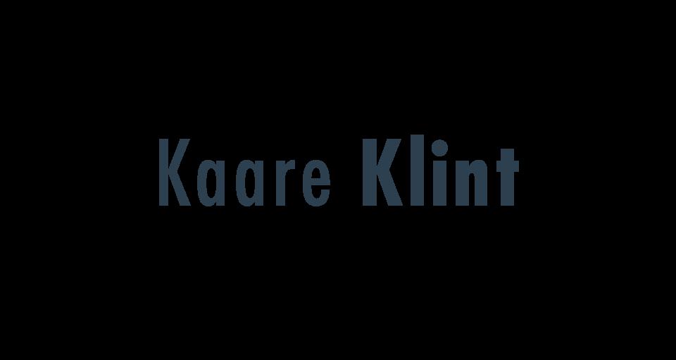 Kaare Klint Our Publications