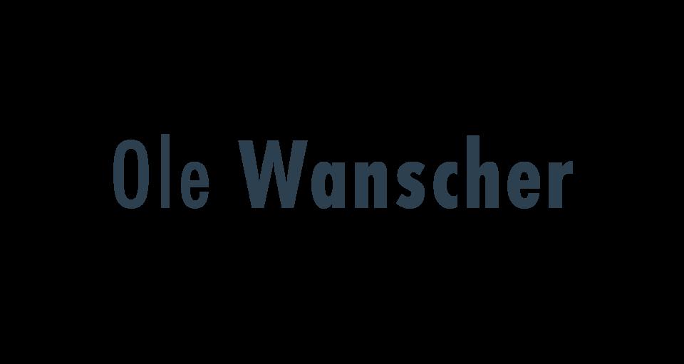 Ole Wanscher Our Publications