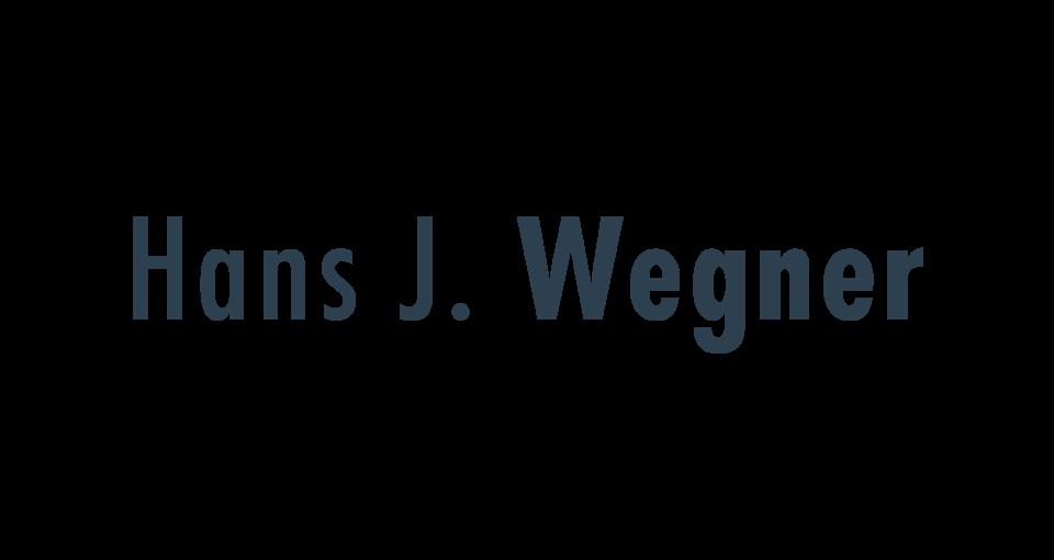Hans J Wegner Our Publications